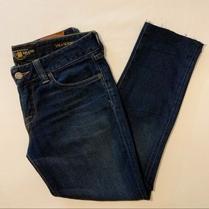 Lucky Brand Halsted Lola Skinny Jeans